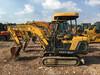 出售园林用车玉柴13挖掘机,个人报价