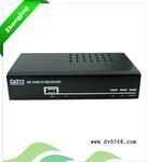 厂家直销越南DVB-T2高清电视机顶盒越南俄罗斯泰国专用可OEM图片