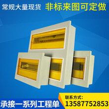 厂家直销PZ30回路强电箱照明空开关配电箱图片