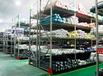金博瑞貨架廠位于鄭州化工路機建市場東門43號貨架定做批發均可