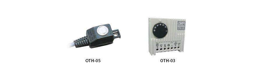 日本欧姆电机热OHM冷却器热交换器OC-12S-A200-CE