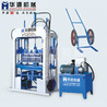 福建华源QT4-40半自动液压砖机空心砖机小型免烧砖机混凝土砖机
