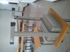 全新课桌椅厂家直销,学生课桌椅可调高度,可定做