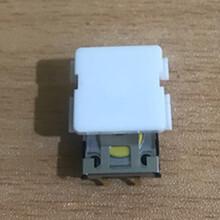 松下贴片机操作面板按键进口原装富士Fuji按钮开关AB12-SF