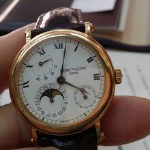 东莞名表回收、东莞二手名表回收、东莞旧名牌手表回收、750金表价格咨询图片