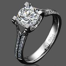 东莞哪里有收钻戒、白金带钻石的戒指的地方图片