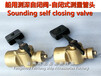 Soundingselfclosingvalve测深自闭阀,自闭式测量管头价格表