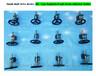 船用带手轮及行程指示器支架H2-18选型标准/订货须知