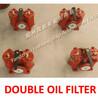 双联油滤器