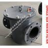 单联吸入粗水滤器AS125CB/T497-1994,单联海水滤器A125CB/..