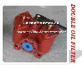 DUPLEXOILSTRAINER双联油滤器MODEL:AS32-0.75/0.26425YZFH2Y/AS-25-00
