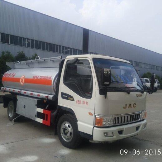 江淮俊铃气刹6.2方油车CLQ5071GJY4HFC (2)