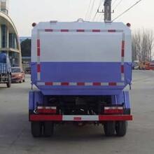 抚州市国五福田勾臂式垃圾收集车国五车厢可卸式垃圾车图片