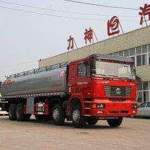 供应江苏省泰州市东风牌DFZ5250TGYGZ4D3型2390方后八轮供液车厂家免征环保公告哪家专业图片
