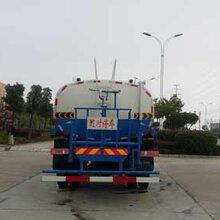 杭州市余杭区楚飞牌CLQ5250GSS5ZZ型国五后八轮18方洒水车环卫绿化喷洒车图片