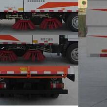西安市3360轴距国四庆铃小型CSC5071TSLW扫路车3360轴距扫路车图片