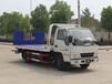 西藏昌都市市内畅通无阻地蓝牌道路清障车蓝牌一拖二有那几款车可选择?