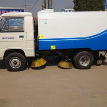 扫路车品质介绍,福田扫路车价格是多少?图片