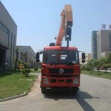 雄县12吨随车吊厂家型号是东风三轴国五随车吊图片