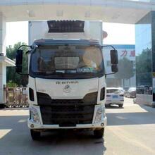 东风柳汽冷藏车价格在四川怎样?图片