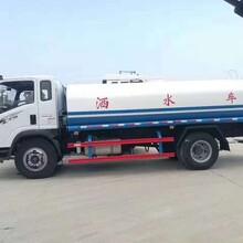 随州10吨洒水车领跑中国图片