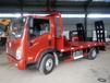 10吨平板拖车多少钱?8吨平板拖车
