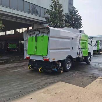 國六清掃車