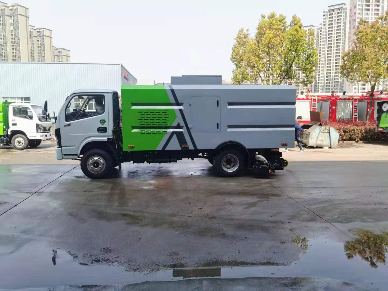 清扫车东风国六