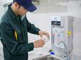 爱家物业无忧直饮集中供水饮水机系统清洗图片