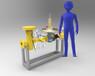 新型燃气过滤器调压器燃气安全切断阀组合一体装置性价比高