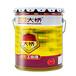 浙江大橋牌丙烯酸聚氨酯面漆機械設備鋼結構儲罐防腐防銹涂料