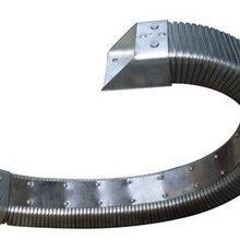 厂家直销定制加工矩形金属软管JR-2金属软管质量好价格优图片