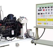 KH-QC54型康明斯4缸电喷柴油机运行检测实验台图片