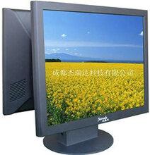 杰瑞达JRD-LDS柜台式双面两面双屏液晶显示器厂家品牌价格国家专利产品图片