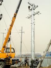 电力钢厂电力钢杆型号电力输电钢杆