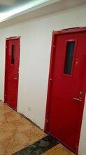 石景山厂家安装防火门闭门器安装杠锁安装图片