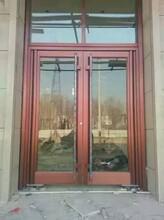 丰台区安装维修玻璃门不收上门费图片