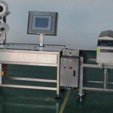 供应全自动称重贴标机上海称重机计价贴标机图片