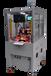 太陽能板CCD視覺自動定位網印機