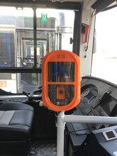 廈門企業班車乘車碼,企業班車掃碼機,企業巴士二維碼掃碼識別機圖片