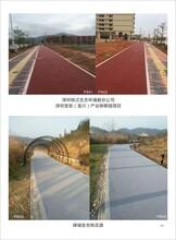 透水混凝土道路建设上海虹口海绵城市试点区,打造绿色环保宜居环境