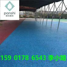 澳门环保型透水混凝土地坪材料直销,香港彩色透水性路面施工厂家