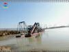 挖沙船(挖砂船)链斗式挖沙机械安康采河道砂石链斗式挖沙船厂家报价