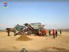 筛沙机价格福建50型多传送滚筒式筛沙机湿沙一样筛