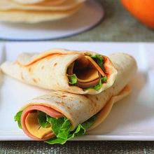 深圳餐厅专用墨西哥鸡肉卷批发图片