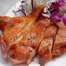 香脆腿排美味上线香脆鸡排堡