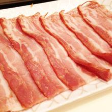 培根肉是什么部位上的肉?培根肉是猪肉图片