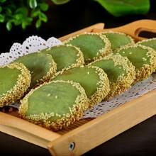 绿茶饼的做法步骤详解,成得林食品教你制作,成得林供应图片