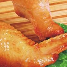 鸡的对翅和全翅(鸡翅)有什么区别,成得林食品图片