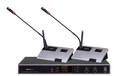 DMJ一拖二无线会议麦,鹅颈麦,桌面话筒,T-620无线话筒